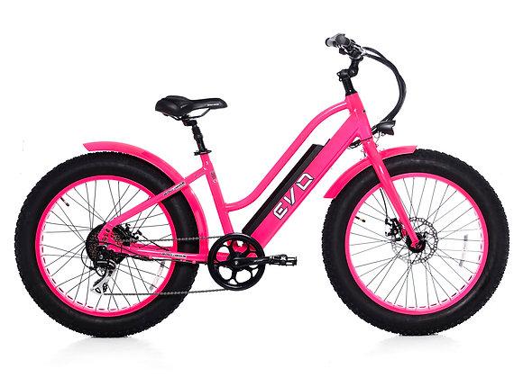 """Bad Bike EVO-FAT """"Neon Pink"""""""