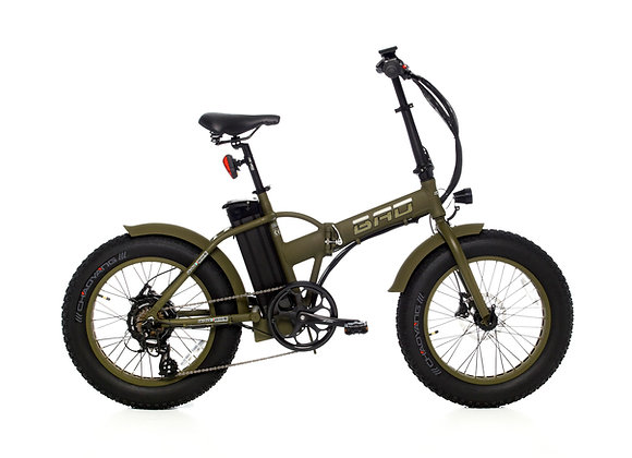 "Bad Bike Klapprad mit FAT Bereifung ""Army Edition"""