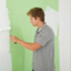 Peinture des murs