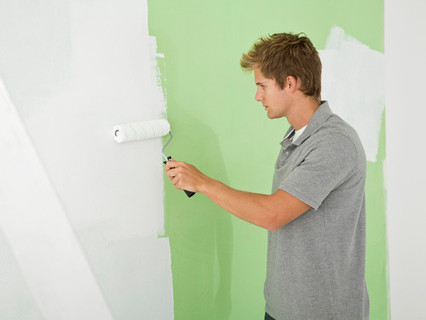 Painting houses is a Sign of beauty