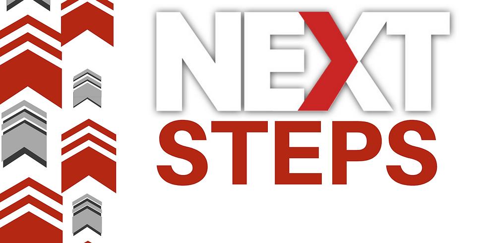 Next Steps New Members Class