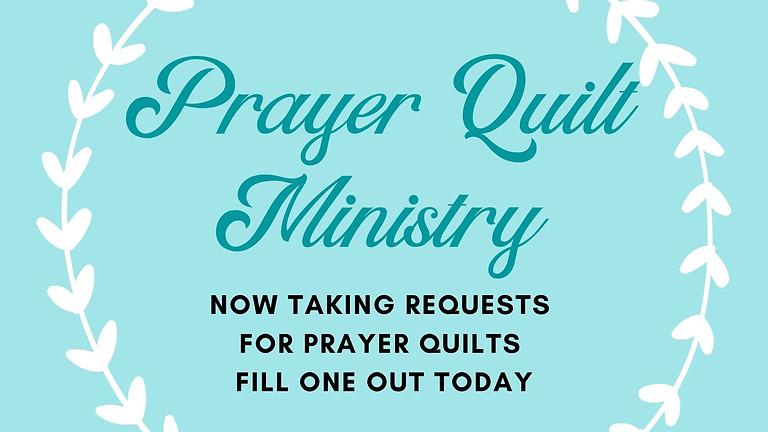 Prayer Quilt Ministry