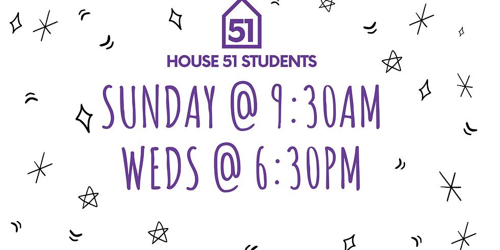 House 51 Wednesday Nights