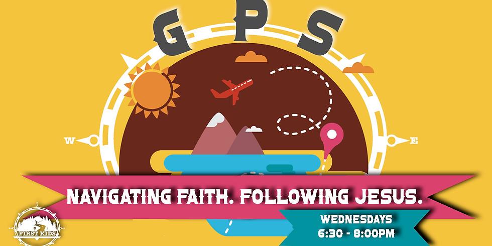 GPS: Kids Ministry Wednesday Nights