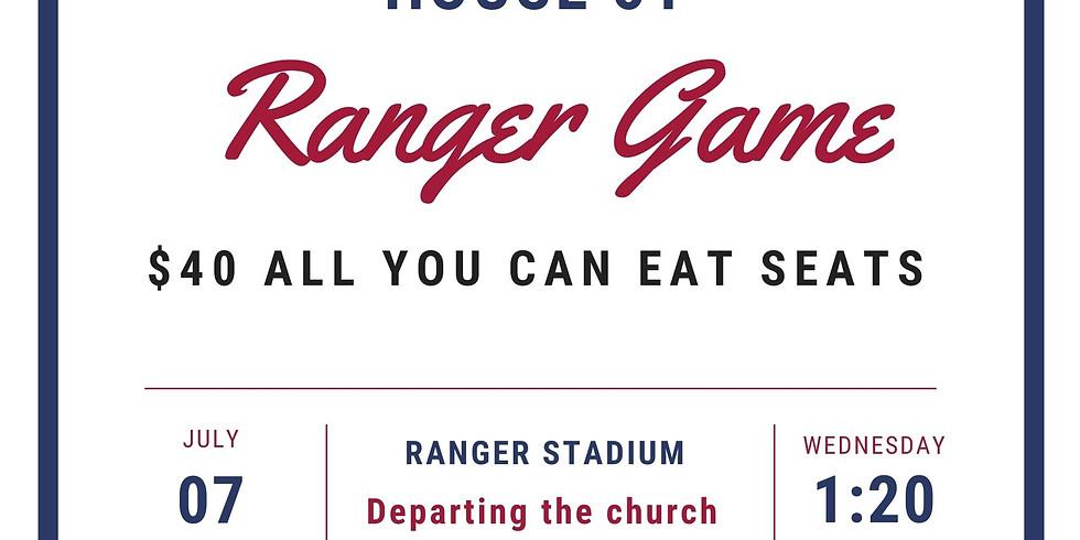 House 51 Ranger's Game