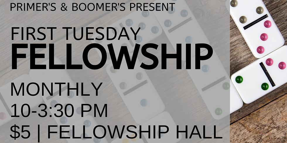 First Tuesday Fellowship