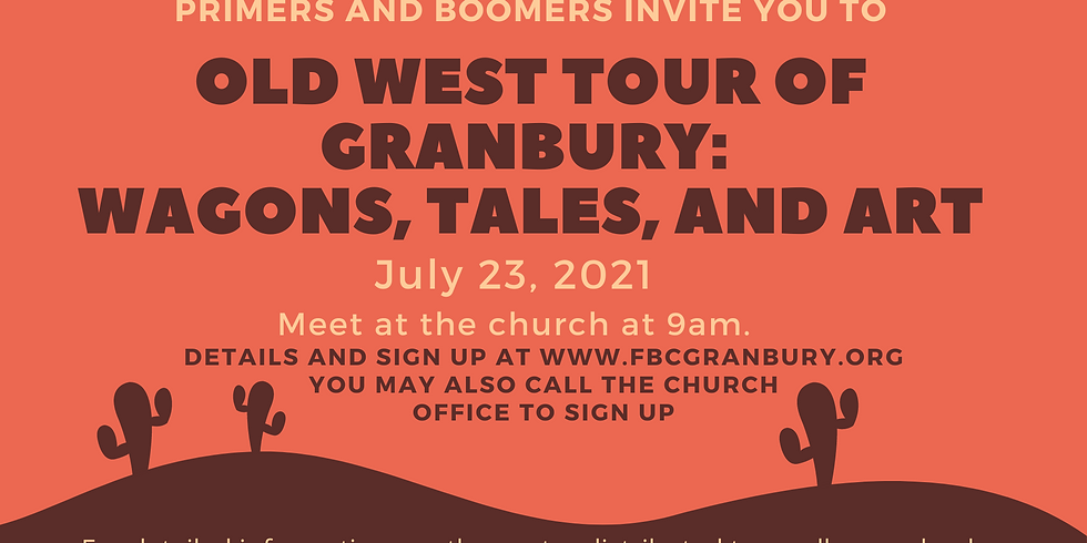 Tour of Granbury
