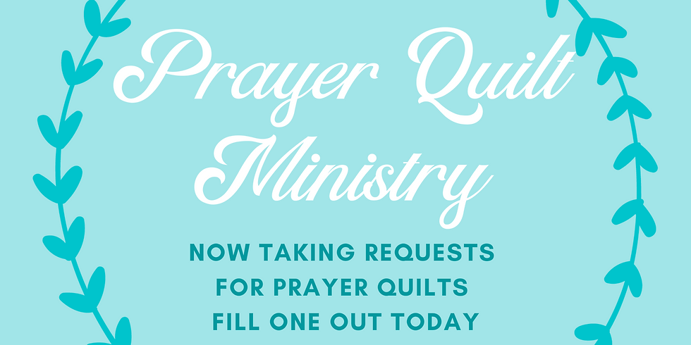 Quilts of Comfort Prayer Quilt Ministry