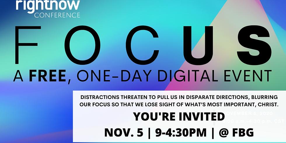 FOCUS: Online Conference