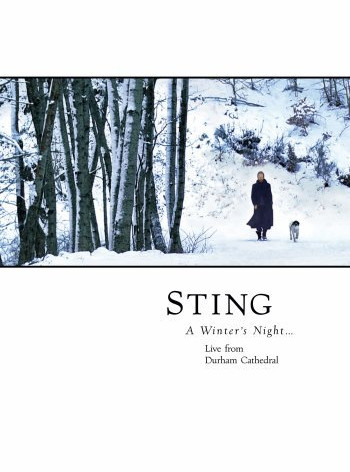 """Sting """"A Winters Night..."""" Live at Durham Cathedral"""