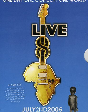 """Various """"Live 8"""""""