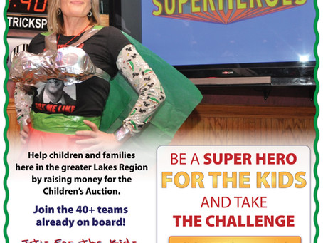 Learn about the power of It's for the Kids Community Challenge