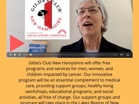 Gilda's Club makes sure no one goes through cancer alone