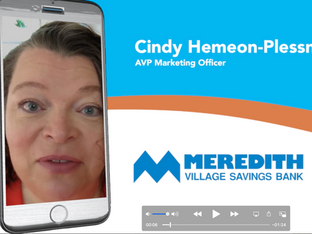 Meredith Village Savings Bank and their commitment to community