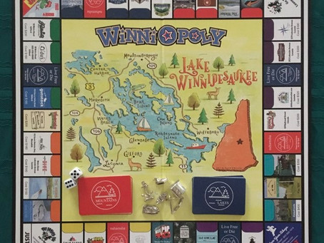 WinniOpoly offer to Benefit Children's Auction by Community Challenge Tagg Team