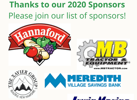 Join our 2020 Auction Sponsors!
