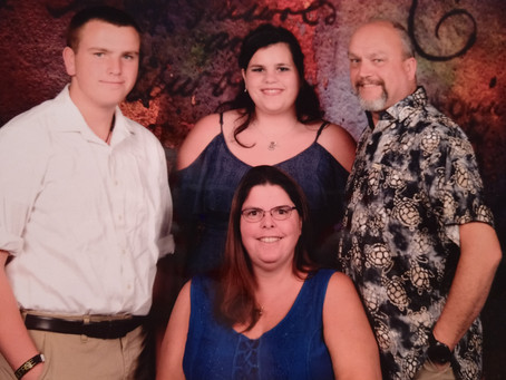 Firefighter and His Family Support the Auction because 'It's the right thing to do.'