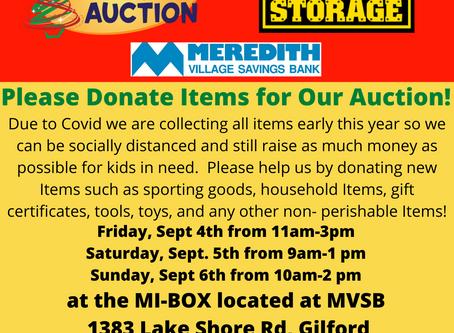 Help us Fill the MI-BOX!