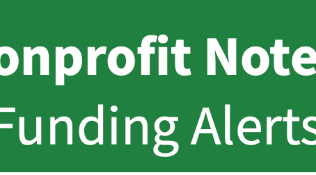 Opportunities for Funding for Nonprofits