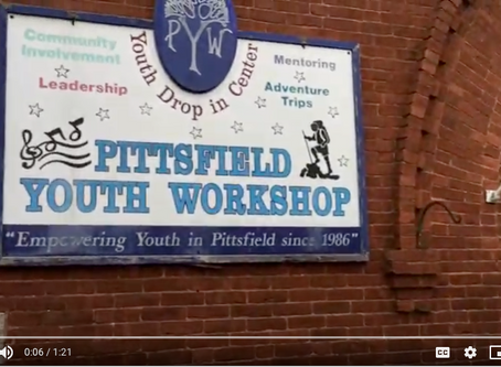 Pittsfield Youth Workshop empowering youth 6-12th grade
