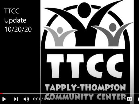 Tapply Thompson Community Center 60 second update