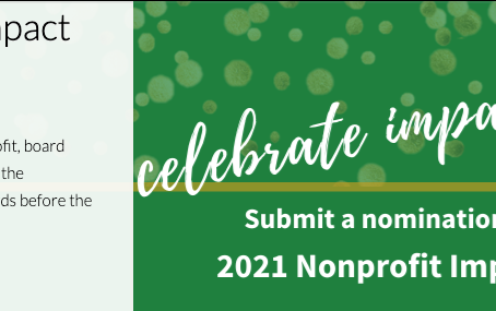 Nominate people and organizations for the New Hampshire Center for Nonprofit Impact Celebration