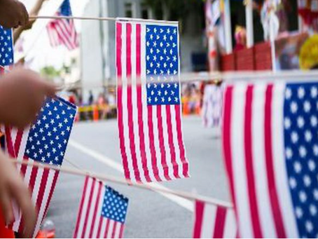 Come to the Laconia July 4th Parade