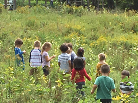Prescott Farm Helping Kids Connect to Nature
