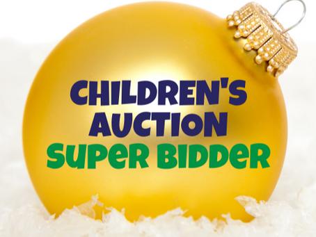 Greater Lakes Region Children's Auction Announces New Super Bidder Option