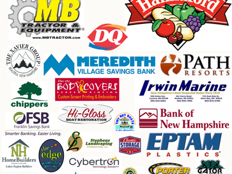 Our Sponsors for the Children's Auction