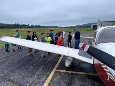 Winn Aero Ace Academy has opened up career paths for campers!