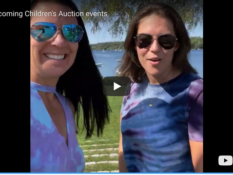 Jaimie and Jill invite you to support local kids and have fun at the same time!