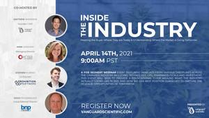 2021 Vanguard Scientific Virtual Summit | Inside the Industry | Host Profiles