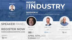 2021 Vanguard Scientific Virtual Summit | Inside the Industry | Session 4 | Speaker Profiles