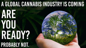 A Global Cannabis Industry? Is Your Operation Ready? Probably Not