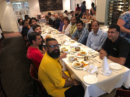 India Community Lunch at IETF105