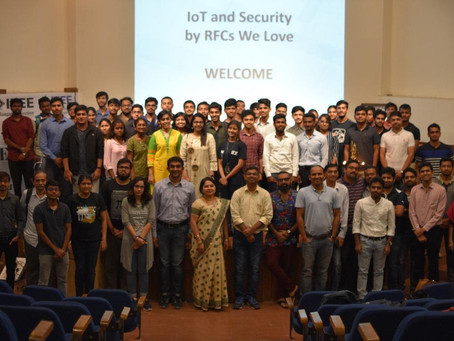 IoT and Security by RFCs We Love