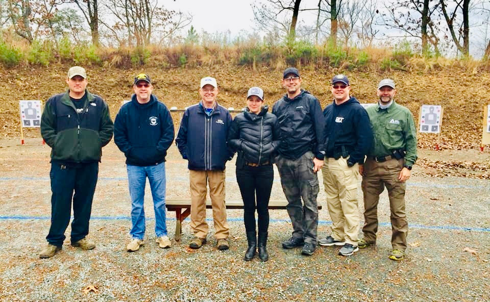Defensive Shooting Fundamentals Level 1, at Pickens County Sportsman's Club. Photo used with permission by Phillip Bartolacci