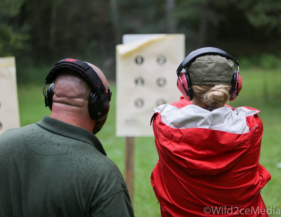 Mountain Rose Defensive Training NRA Basic Pistol firearms training and shooting instruction