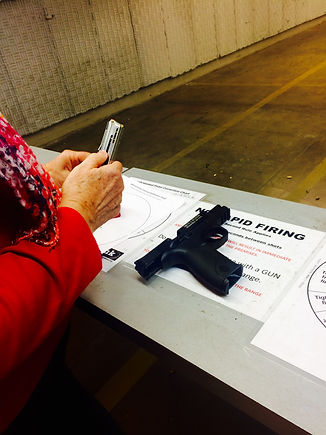 NRA Basic Pistol classes North Georgia M