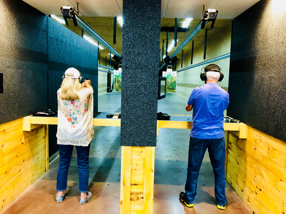 Firing range etiquette and you - Part 1