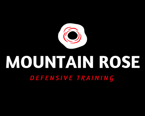 Mountain Rose Defensive Training logo