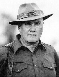 Lt. Col. Jeff Cooper does not approve of your lax trigger discipline.