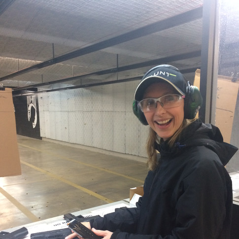 Shooting is fun!