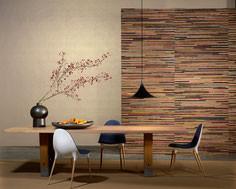 Revêtement mural en fibres naturelles