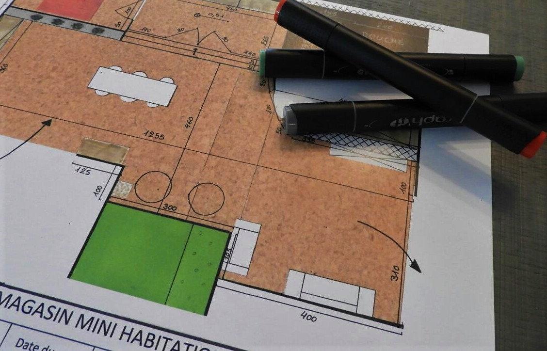 Création et réalisation de plan