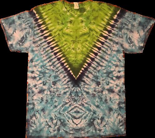 Custom - Deep V Tie-Dye