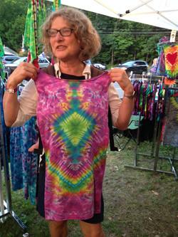 New Tie Dye dress