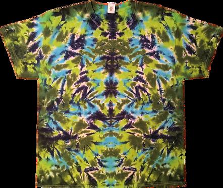 Custom - Fractal Tie-Dye
