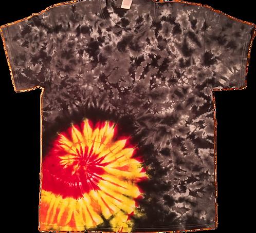 Custom - Side Spiral Tie-Dye